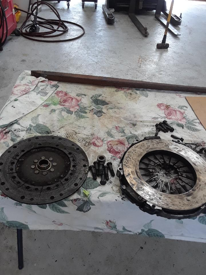 clutch for corvette